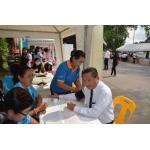 ทต.ศรีสุนทร จัดโครงการฝึกอบรมพัฒนาผู้สูงวัย ใส่ใจสุขภาพ