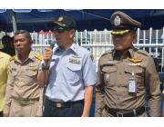 เทศบาลตำบลราไวย์เปิดด่านตรวจชุมชนช่วงเทศกาลสำคัญ