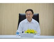 รัฐมนตรีว่าการกระทรวงดิจิตัลเพื่อเศรษฐกิจและสังคมลงพื้นที่