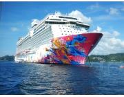 dream cruises line จัดงาน genting dream lnaugular เริ่มต้นเส้นทางการล่องเรือจากสิงคโปร์เข้าภูเก็ต